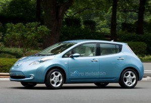 Electric Car 2010