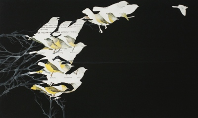 Bird Migration Art