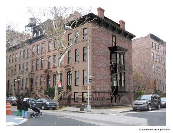 Landmarks Preservation Commission Rowhouse
