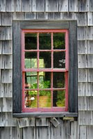 Double hung windows with divided lites were great for proportion, but not so much for efficiency