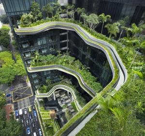 biophilia sky gardens