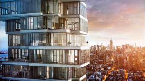 luxury downtown condominium