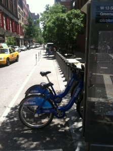 New York Bike Share Use