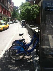 New York Bike Share Use