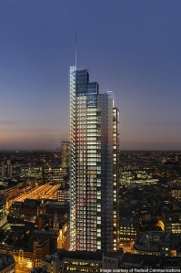england heron tower