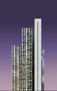 WOHA Mumbai Green Tower