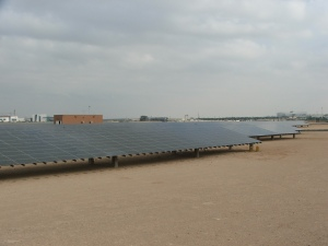 PV Masdar Array