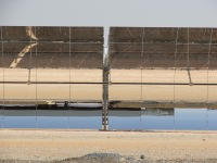 CSP Power Plant UAE