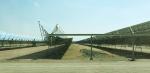 Tracking CSP Solar Troughs UAE