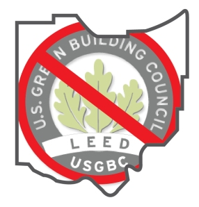 Ohio LEED Ban USGBC