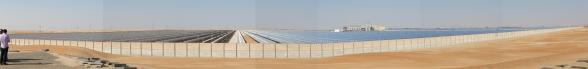 CSP Field Desert Panoramic