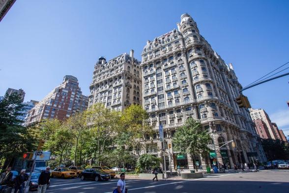 Ansonia Hotel NYC