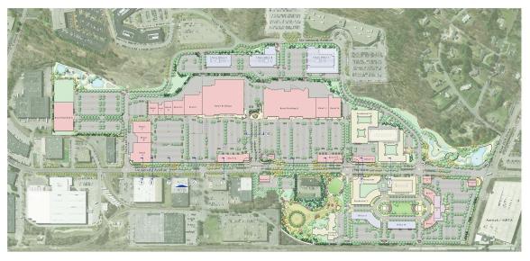 Westwood Masterplan