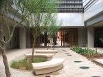mini masdar courtyard