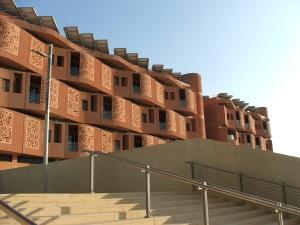 Desert Dormitory Foster