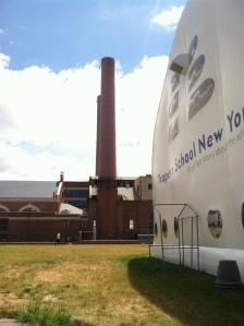 Existing Navy Yard Building