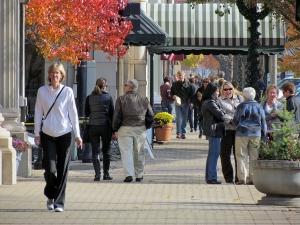 Sidewalk Pedestrian