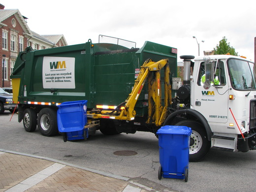 Testing The Numbers On Recycling Of Recyclables Smart