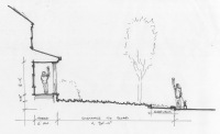 architect sketch street